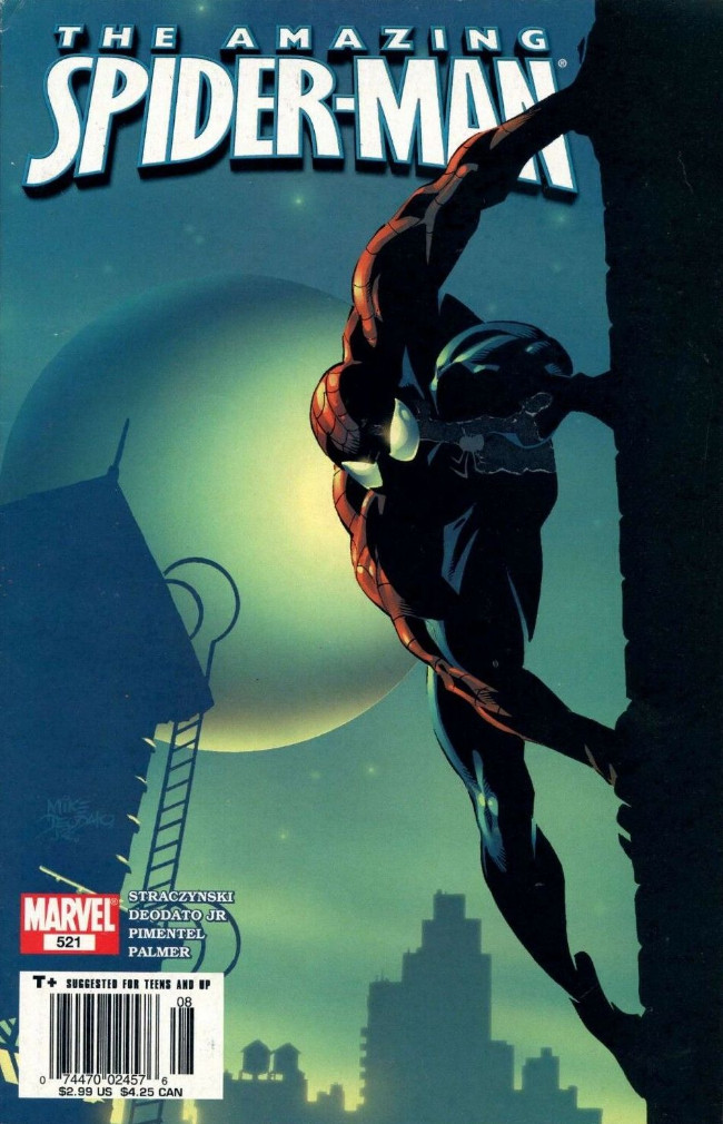 Couverture de Amazing Spider-Man (The) Vol.2 (Marvel comics - 1999) -521- Unintended Consequences