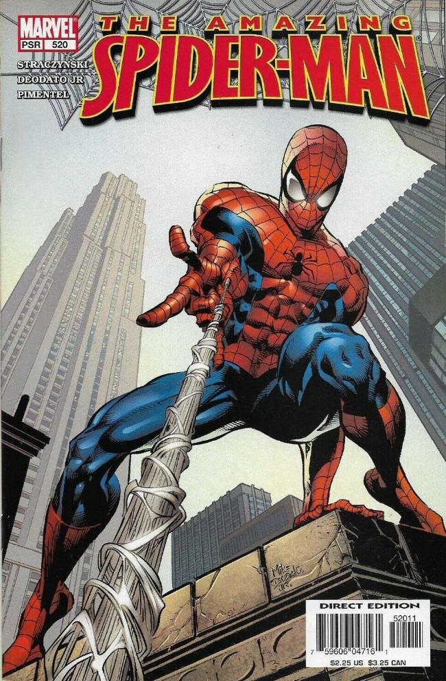 Couverture de Amazing Spider-Man (The) Vol.2 (Marvel comics - 1999) -520- Acts of Aggression