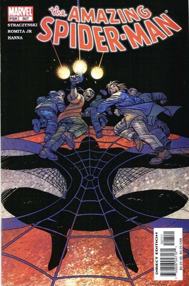 Couverture de Amazing Spider-Man (The) Vol.2 (Marvel comics - 1999) -507- The Book of Ezekiel: Chapter Two