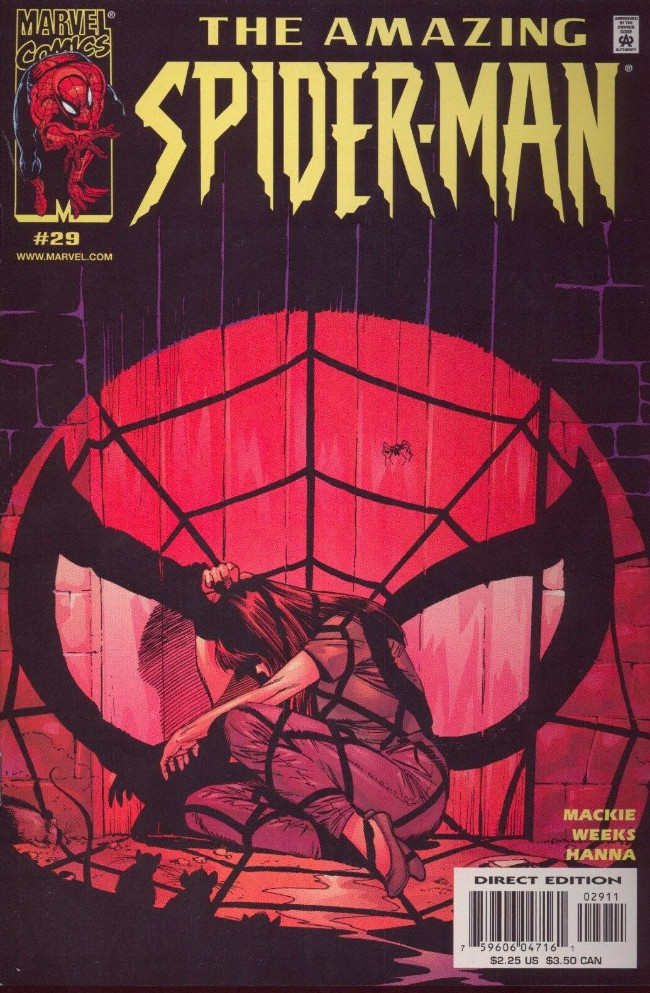 Couverture de Amazing Spider-Man (The) Vol.2 (Marvel comics - 1999) -29- Mary-Jane
