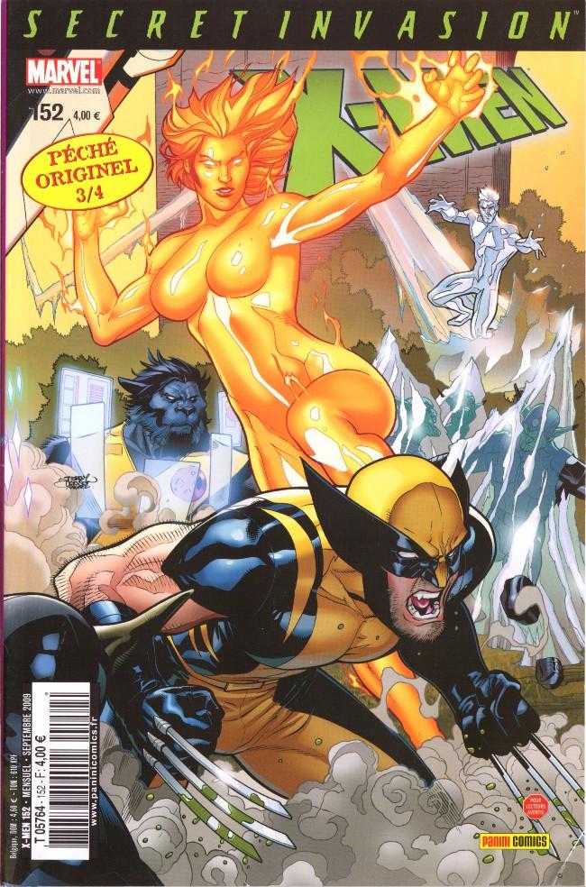Couverture de X-Men (Marvel France 1re série - 1997) -152- Péché originel 3/4