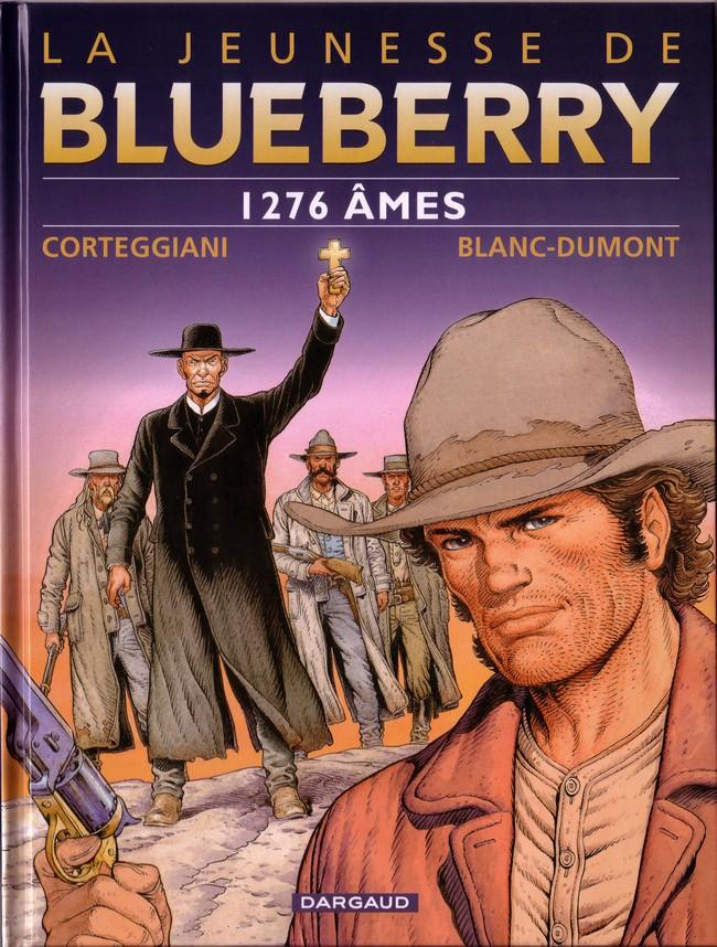 Couverture de Blueberry (La Jeunesse de) -18- 1276 âmes