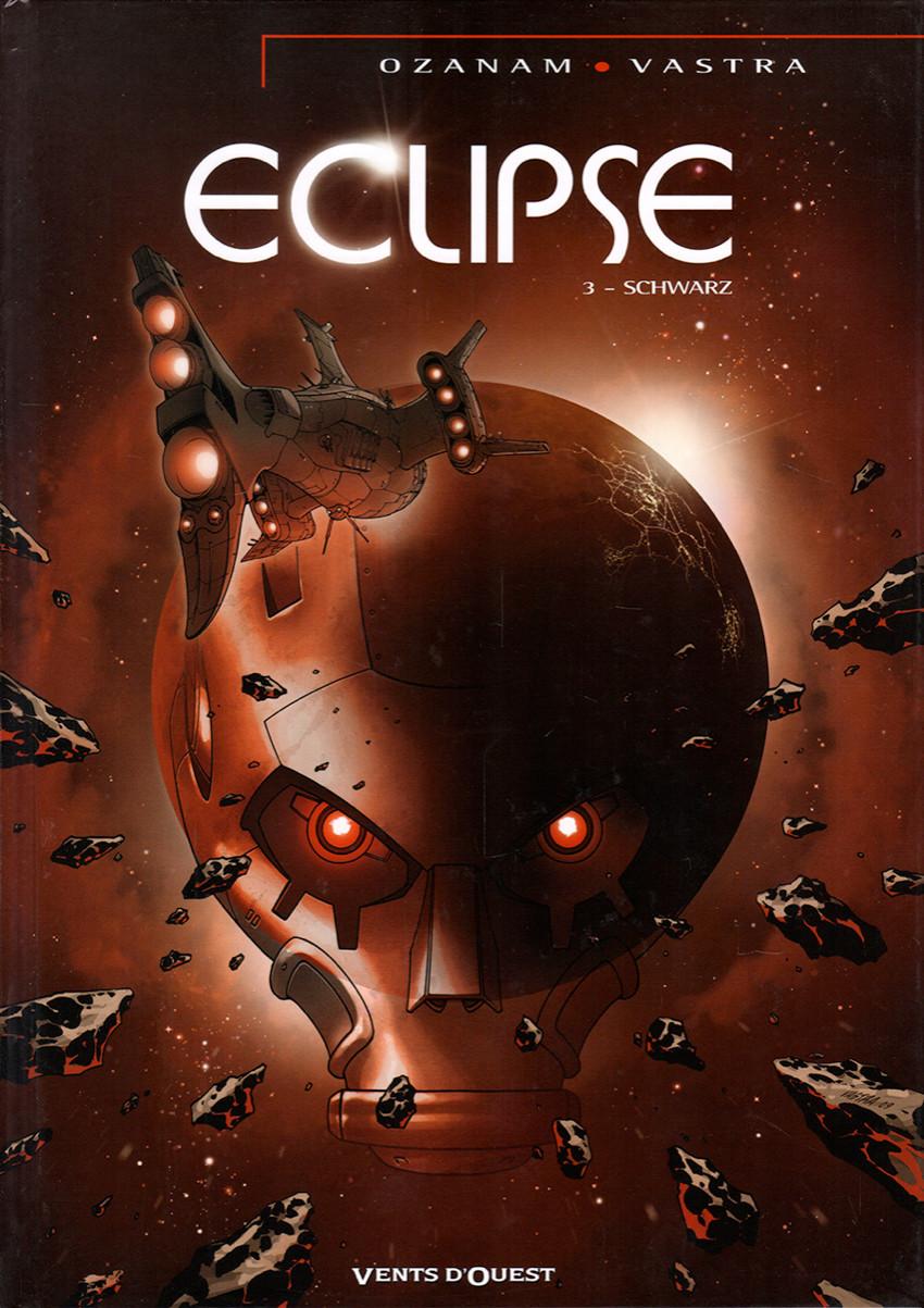 Couverture de Eclipse (Ozanam/Vastra) -3- Schwarz