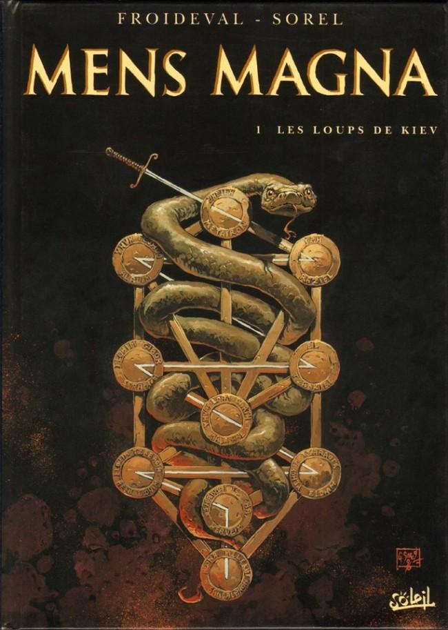 Mens Magna - les 3 tomes