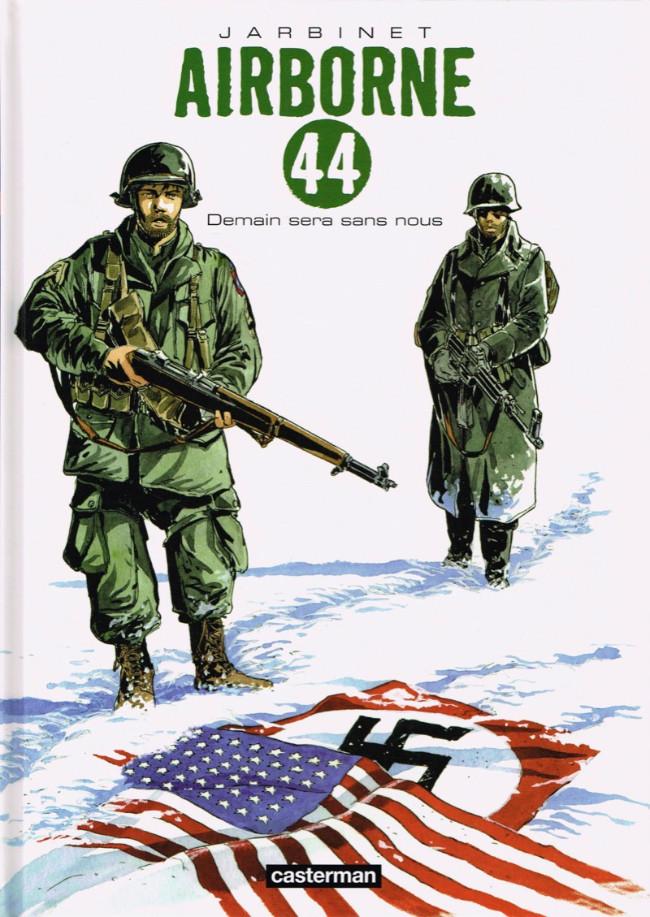 Couverture de Airborne 44 -2- Demain sera sans nous