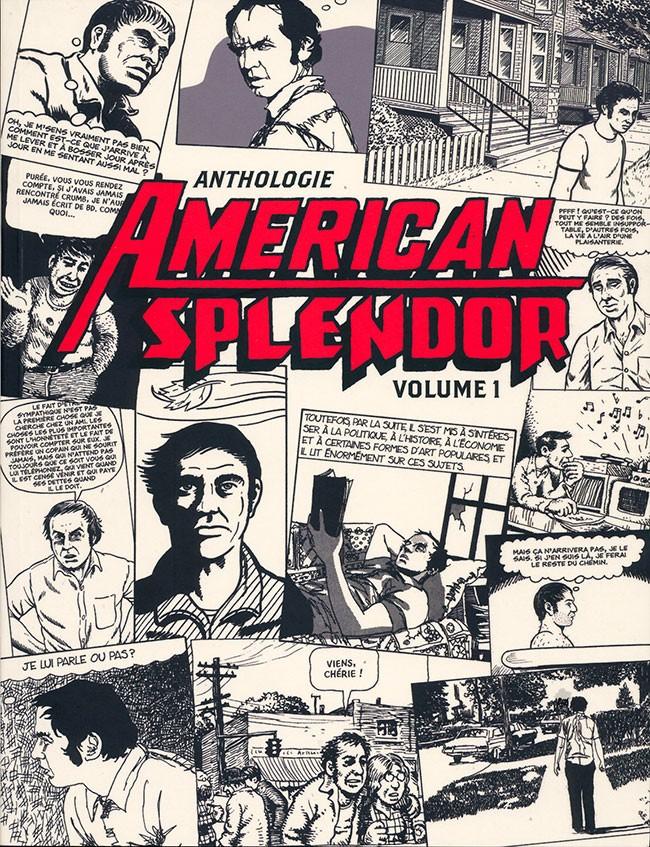 American Splendor  - 3 tomes