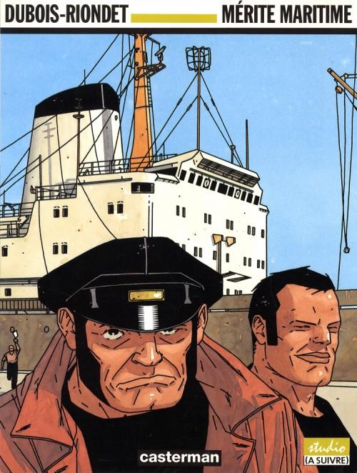 Couverture de Mérite maritime - Tome 1