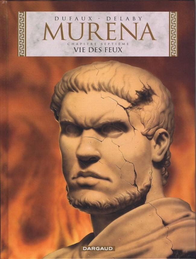 Couverture de Murena -7- Vie des feux