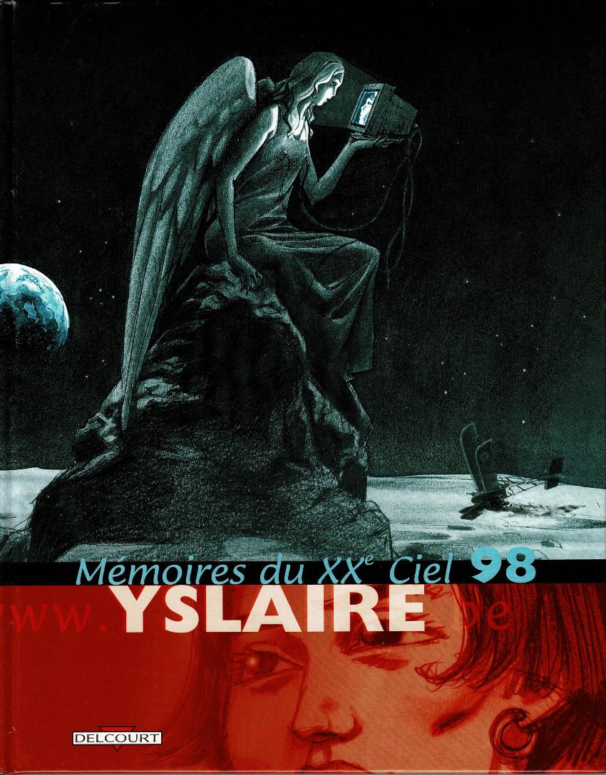 Couverture de XXe ciel.com -1- Mémoires du XXe ciel 98