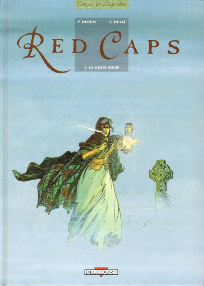 Couverture de Red Caps -1- La meute noire