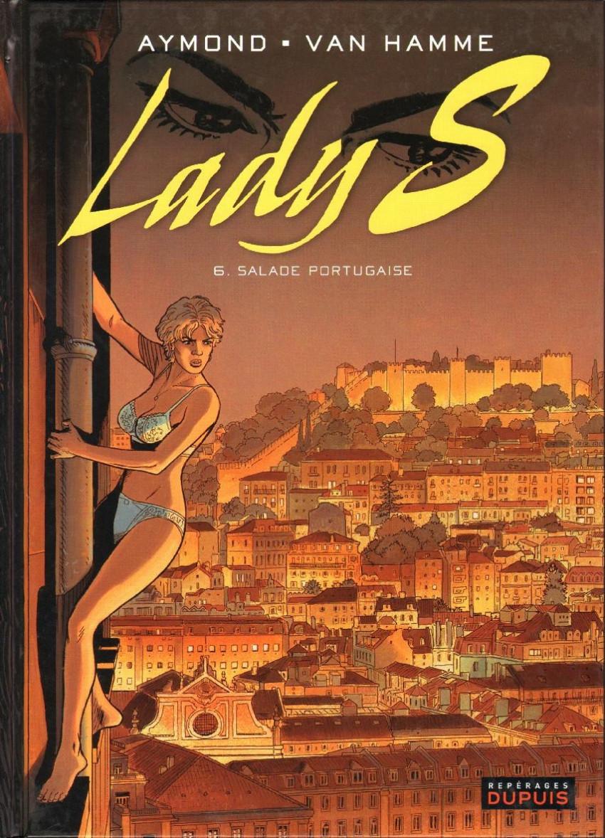 Couverture de Lady S. -6- Salade portugaise