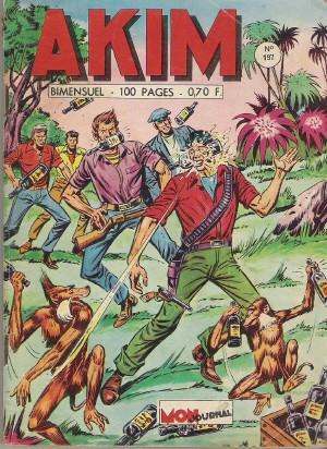 Couverture de Akim (1re série) -197- La Croix du Sud