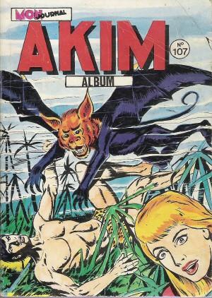 Couverture de Akim (1re série) -Rec107- Album N°107 (du n°549 au n°552)
