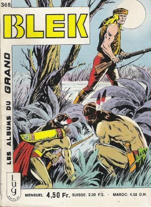 Couverture de Blek (Les albums du Grand) -368- Numéro 368