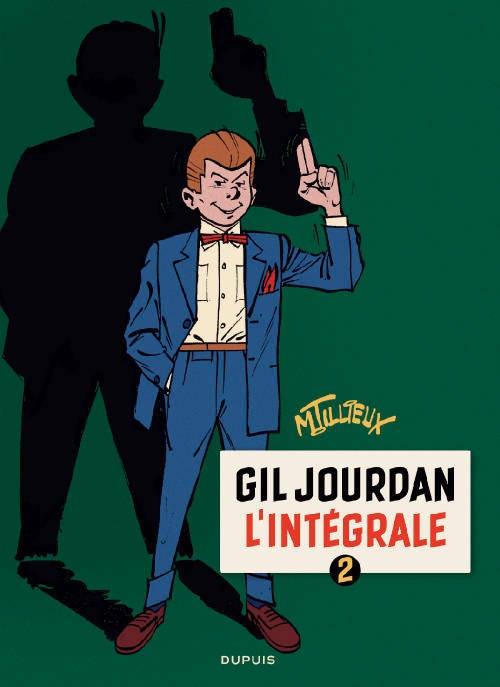 Couverture de Gil Jourdan (Intégrale) -2- L'intégrale 2