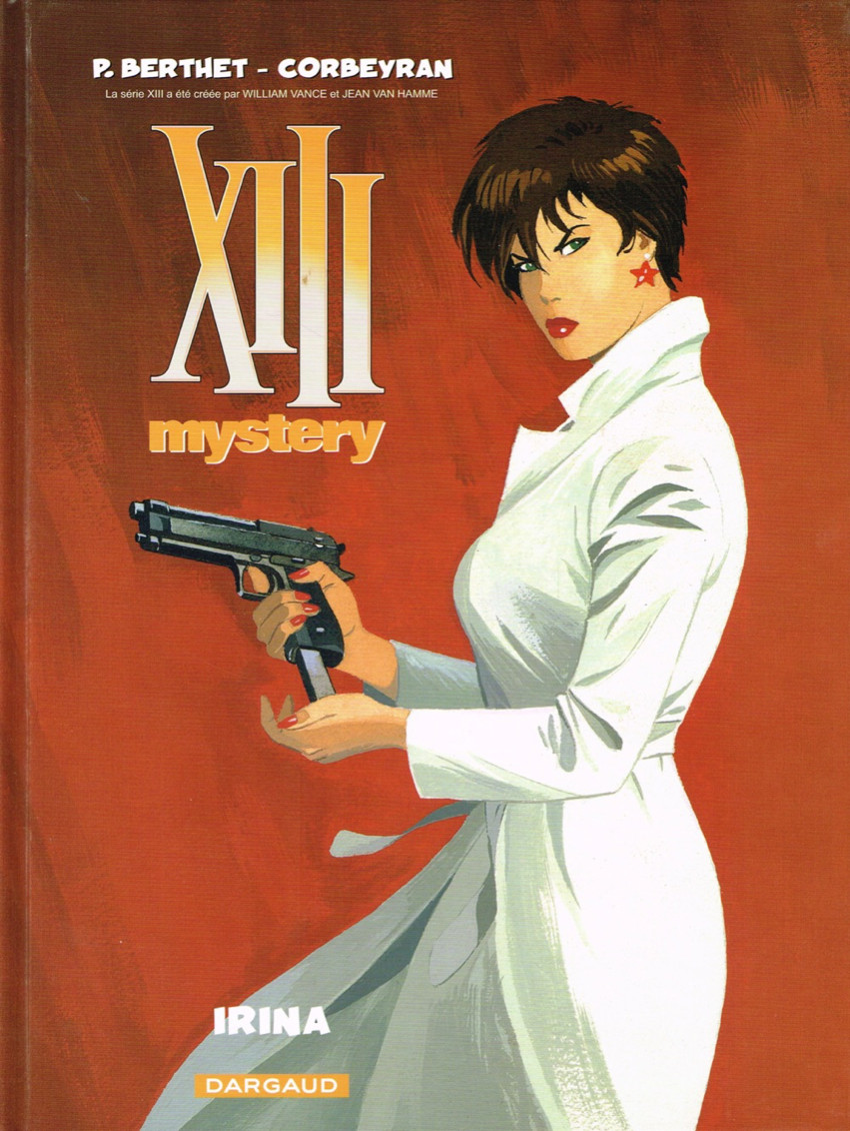 Couverture de XIII Mystery -2- Irina