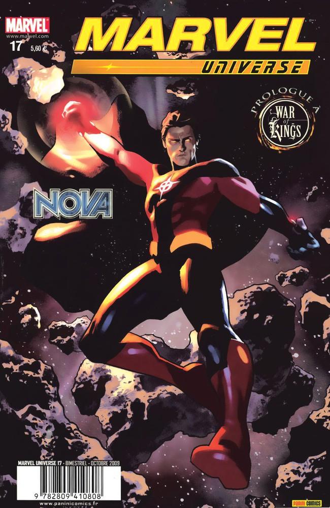 Couverture de Marvel Universe (Panini - 2007) -17- Les valeurs du Corps