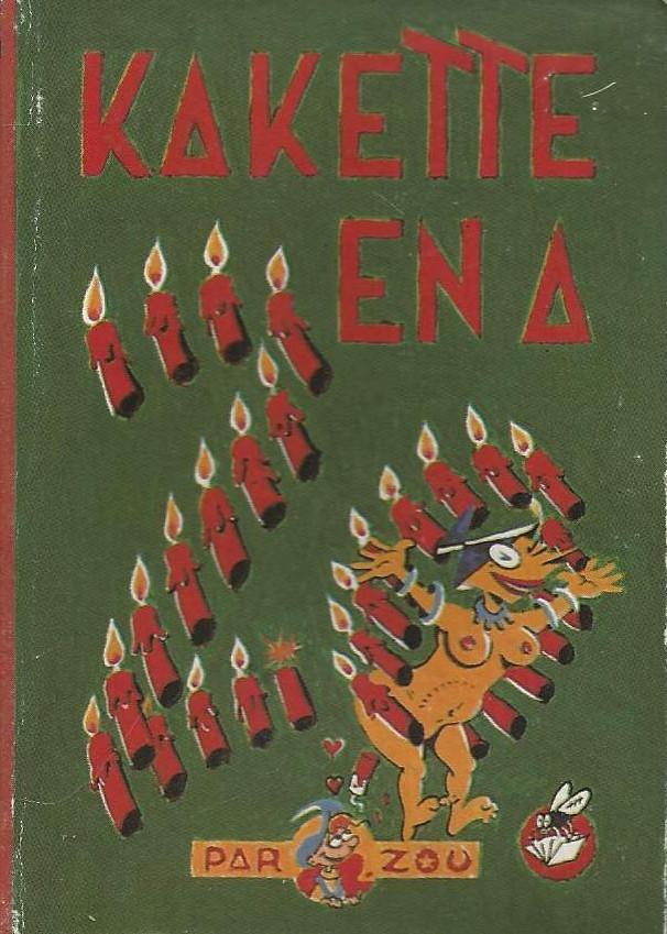Couverture de Kakette en a 20