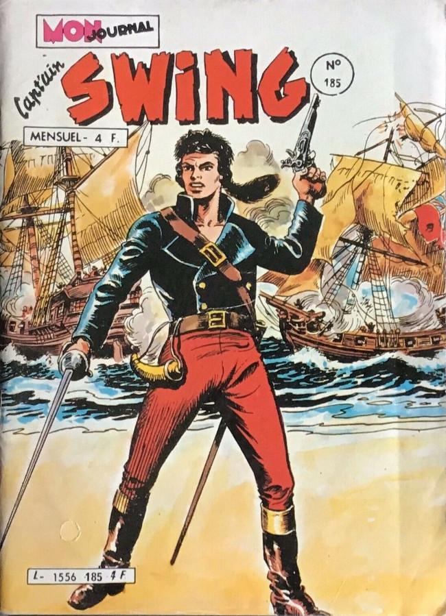 Couverture de Capt'ain Swing! (1re série) -185- Coup de théâtre