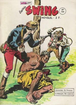 Couverture de Capt'ain Swing! (1re série) -158- Les fils de Bahmok