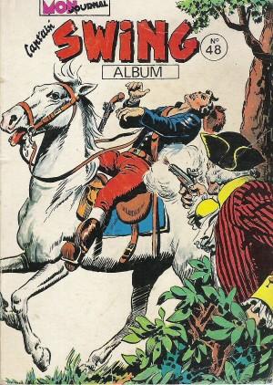 Couverture de Capt'ain Swing! (1re série) -Rec048- Album N°48 (du n°174 au n°176)