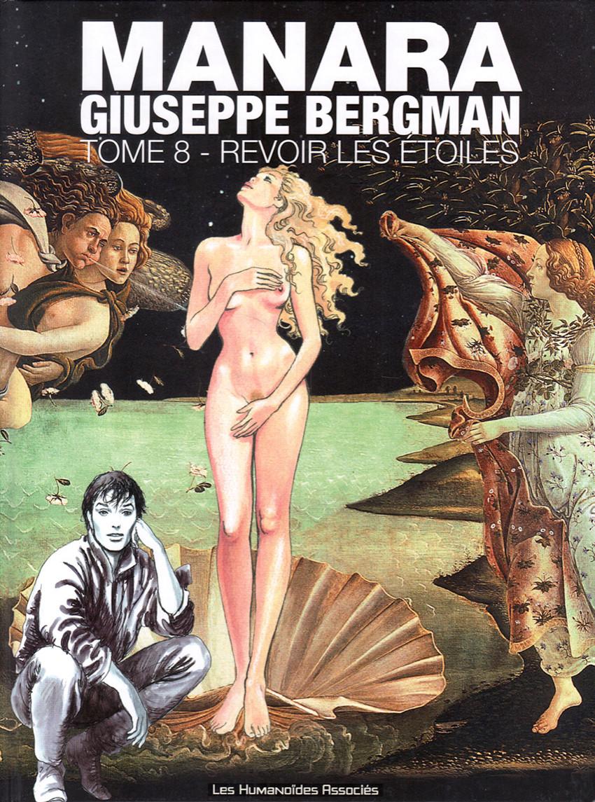 Couverture de Giuseppe Bergman (Humanoïdes Associés) -8- Revoir les étoiles