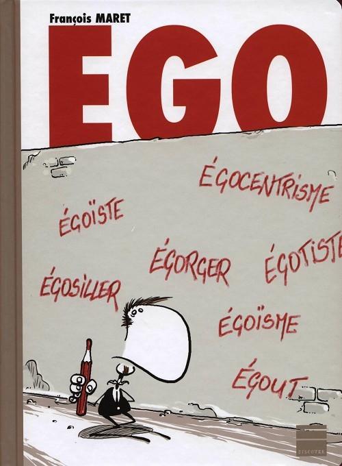 Couverture de Ego
