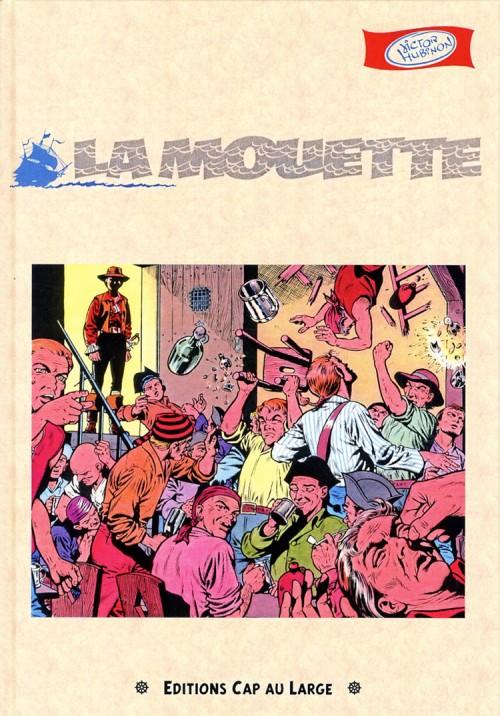 Couverture de La mouette (Hubinon/Maréchal) - La Mouette