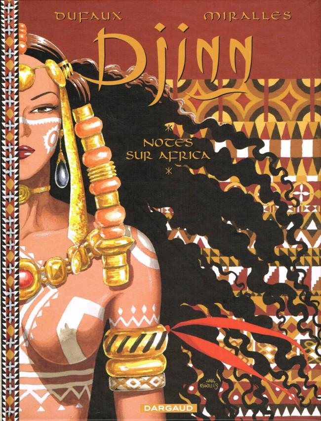 Couverture de Djinn -HS2- Notes sur Africa