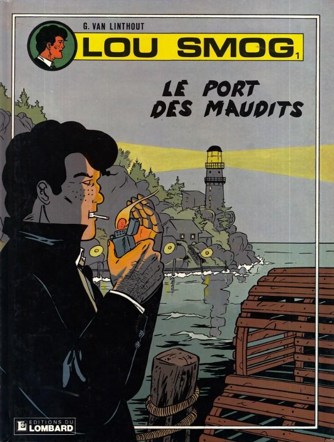 Lou Smog - 8 tomes