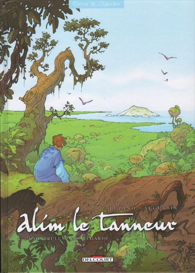 Couverture de Alim le tanneur -4- Là où brûlent les regards