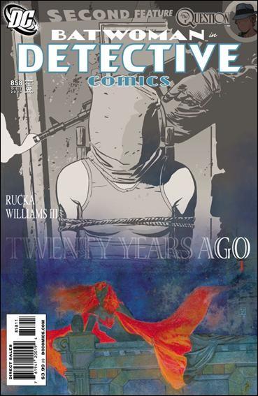 Couverture de Detective Comics (1937) -858- Twenty years ago