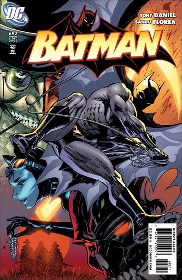 Couverture de Batman Vol.1 (DC Comics - 1940) -692- Life after death part 1 : the awakening