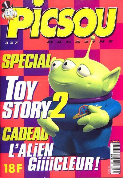 Couverture de Picsou Magazine -337- Picsou Magazine N°337