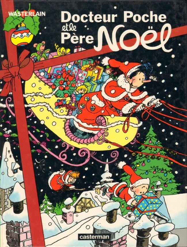 Couverture de Docteur Poche -10- Docteur Poche et le Père Noël