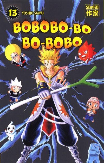 Couverture de Bobobo-bo Bo-bobo -13- Tome 13