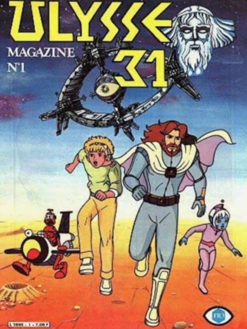 Couverture de Ulysse 31 (Magazine) -1- Le Cyclope