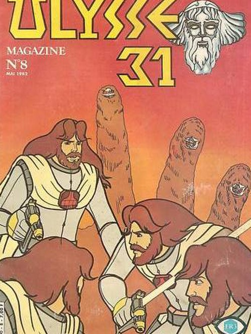 Couverture de Ulysse 31 (Magazine) -8- Le marais des doubles