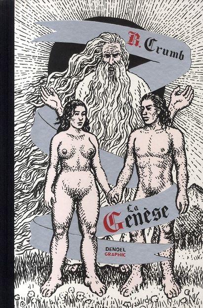 Robert Crumb - La Genèse