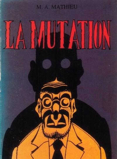 Couverture de La mutation