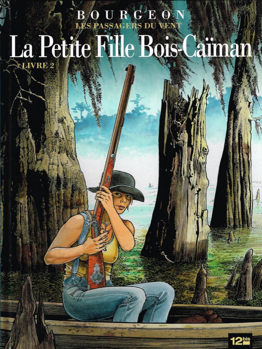 Les Passagers Du Vent 7 La Petite Fille Bois Caiman Livre 2