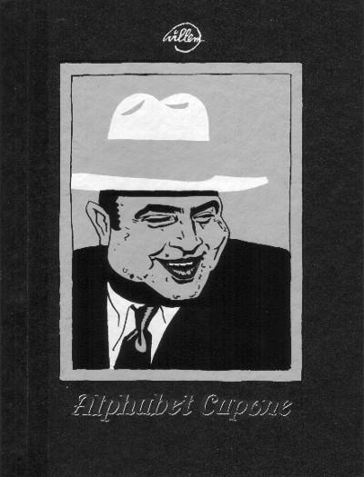 Couverture de Alphabet Capone - Tome TL