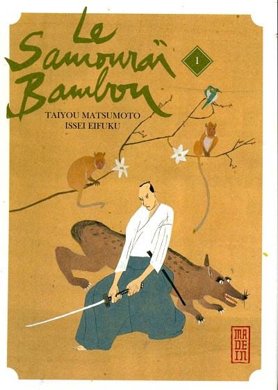 Couverture de Le samouraï bambou -1- Tome 1