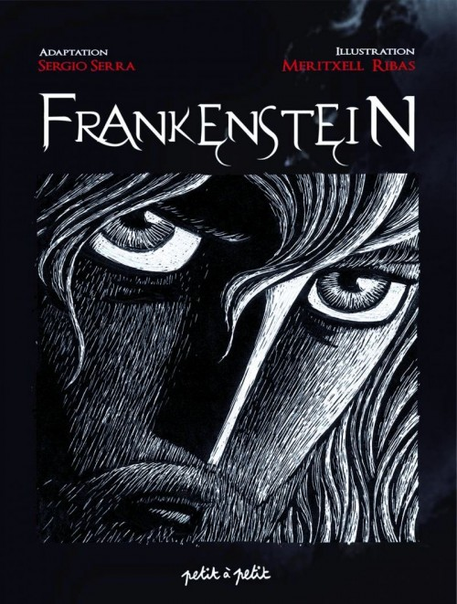 Couverture de Frankenstein (Ribas) - Frankenstein