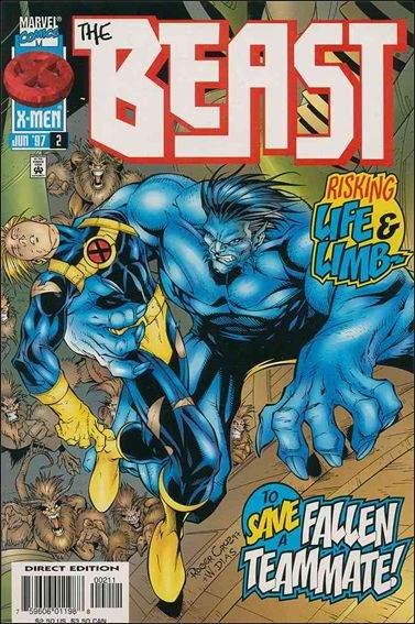 Couverture de Beast (1997) -2- Boddy shopping