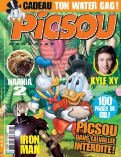 Couverture de Picsou Magazine -436- Picsou Magazine N°436