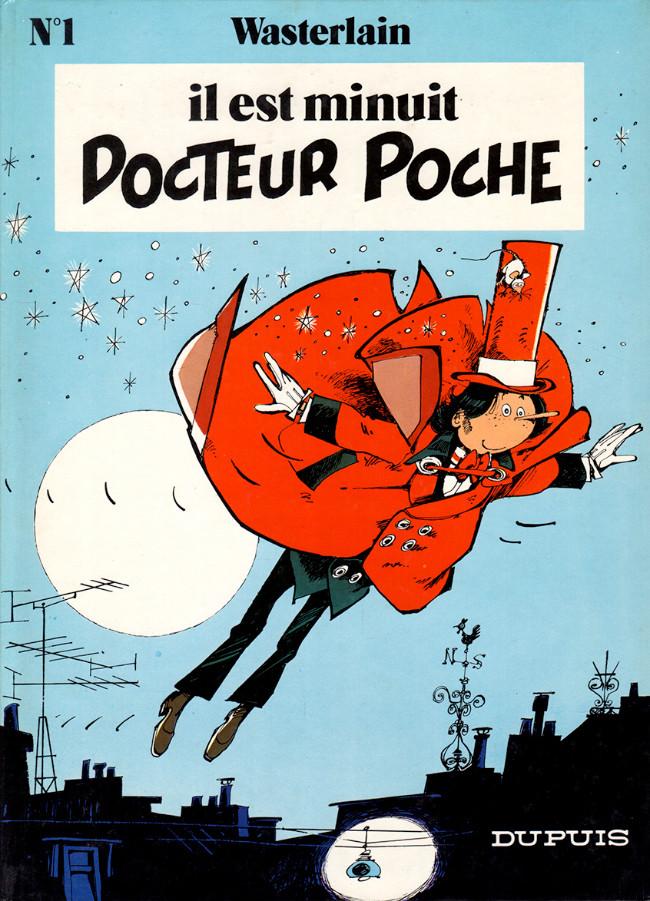 Couverture de Docteur Poche -1- Il est minuit Docteur Poche