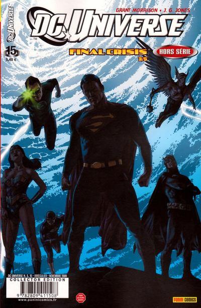 Couverture de DC Universe (Hors série) -15- Final crisis (3/5)