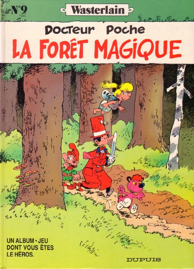 Couverture de Docteur Poche -9- La forêt magique