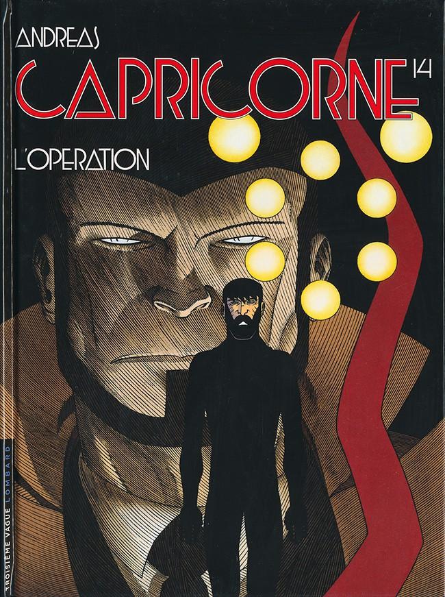 Couverture de Capricorne -14- L'opération
